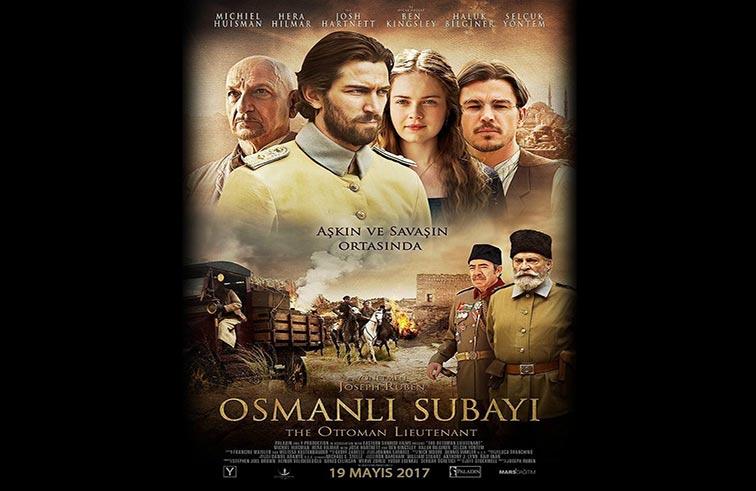 Ottoman Lieutenant عمل رومانسي تاريخي