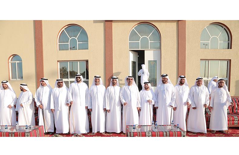 جمعية الشحوح تشيد بدعم رئيس الدولة ومحمد بن زايد لرياضة القنص التراثية العربية