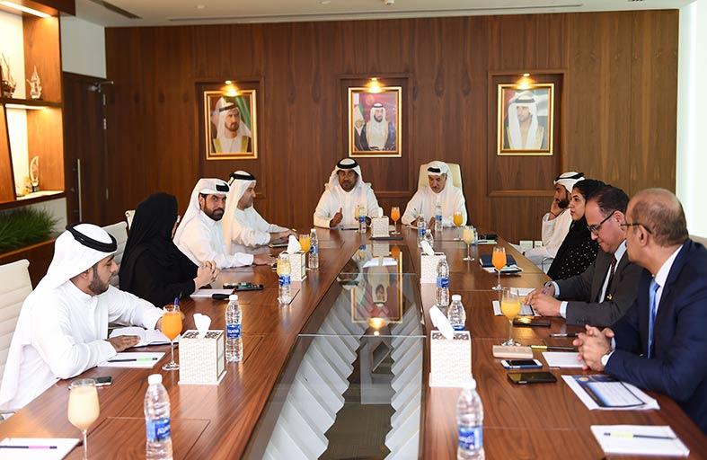 مجلس دبي الرياضي يبحث الاستعدادات للنسخة 12 من مؤتمر دبي الرياضي الدولي