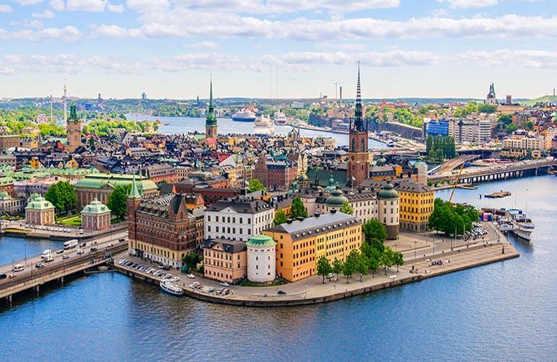 السويد.. أفضل دولة يمكن العيش فيها إذا كنت عاطلا عن العمل