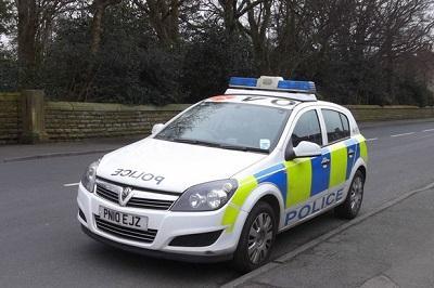 شرطة بلدة بريطانية تناشد سكانها التبرّع لها لشراء سيارة