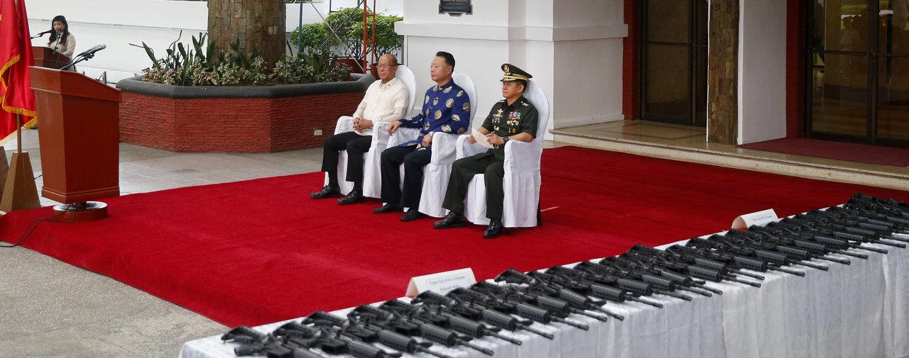 ازدهار مبيعات الأسلحة الصينية في آسيا...!