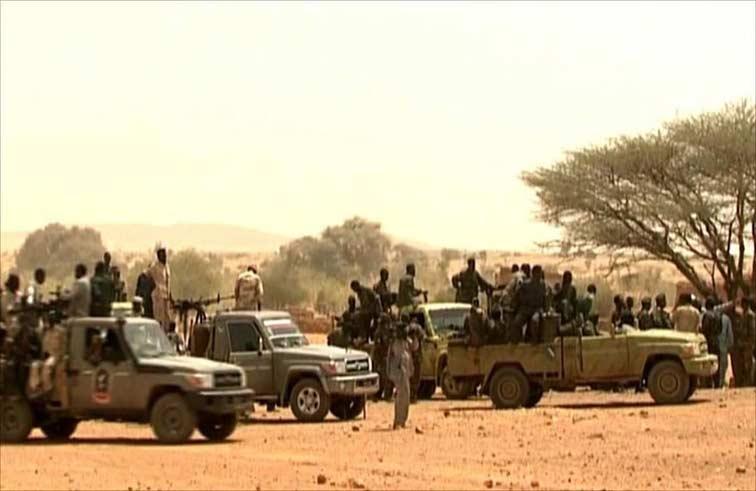 الجيش السوداني يخوض معارك ضد مرتزقة في دارفور