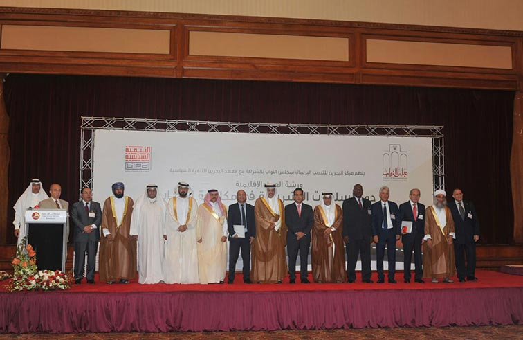 الشعبة البرلمانية الإماراتية تدعو إلى ملاحقة الفكر الإرهابي في الفضاءين الواقعي والإلكتروني