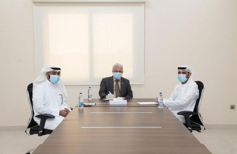 الجامعة القاسمية واتحاد كتاب وأدباء الإمارات  يتعاونان في تنظيم مخيم الإبداع الأدبي الطلابي
