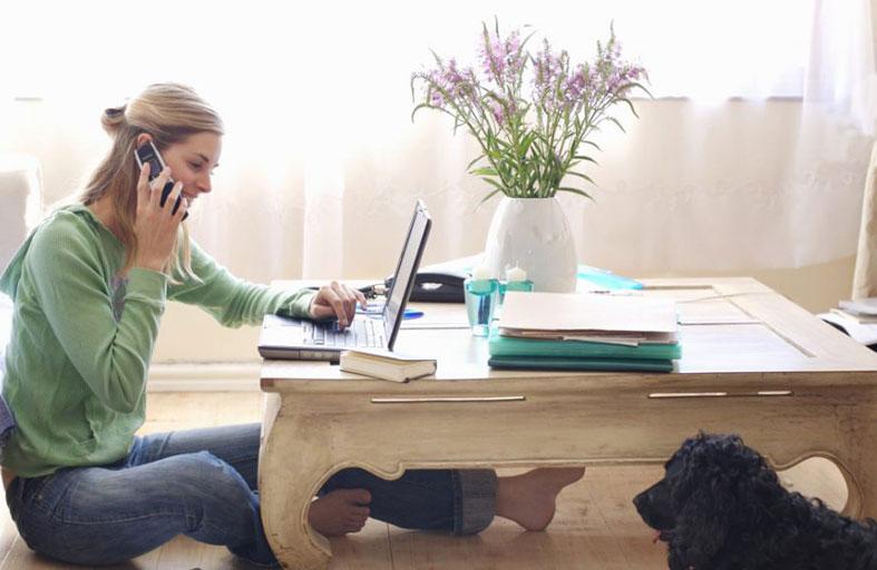 في زمن كورونا.. أفضل وسيلة للقيام بعملك من المنزل