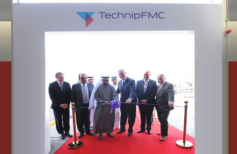 تكنيب إف إم سي تفتتح منشأة بمساحة  18,000متر مربع  في أبوظبي لدعم أعمالها في منطقة الشرق الأوسط