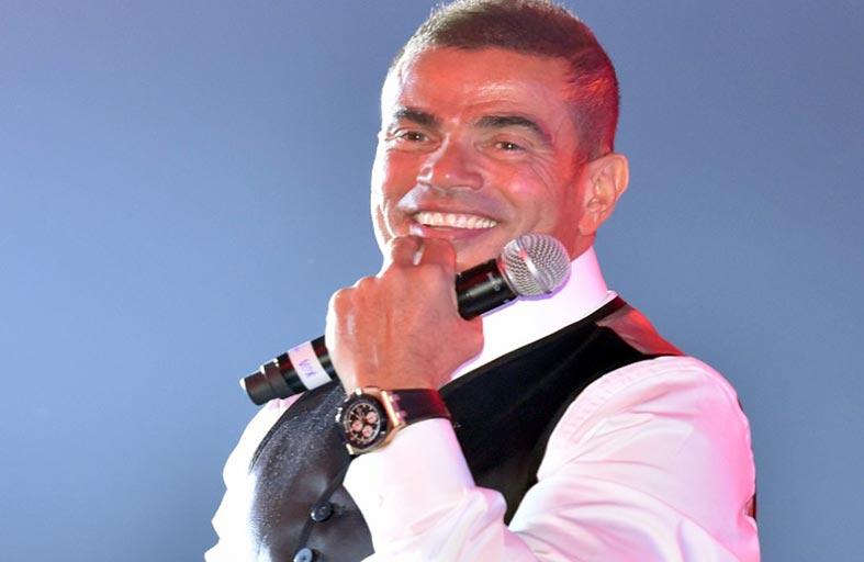 عمرو دياب..  برنامج جديد على قناة الحياة