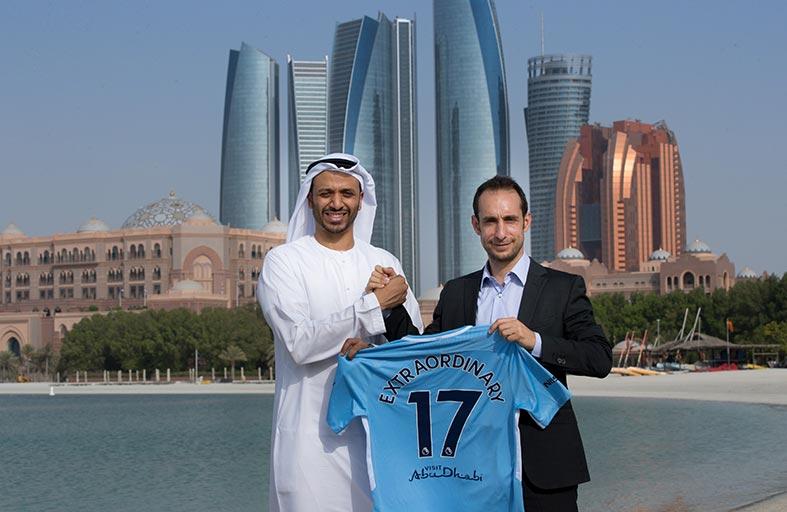 هيئة أبوظبي للسياحة والثقافة تُطلق حملة عالمية بالتعاون مع نادي مانشستر سيتي لكرة القدم بعنوان «قصة مدينة استثنائية»