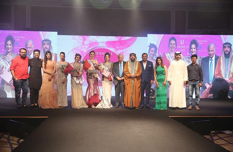 انتخاب ملكة جمال الهند في دبي لعام 2017