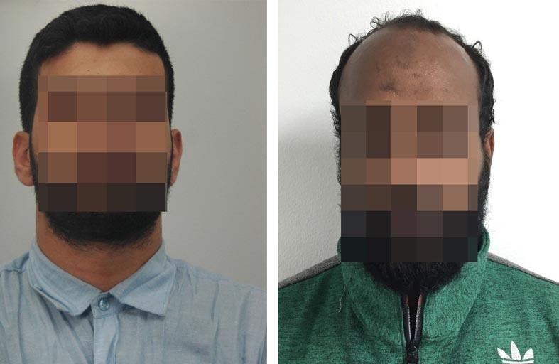شرطة دبي تلقي القبض على عصابة سرقة الحقائب