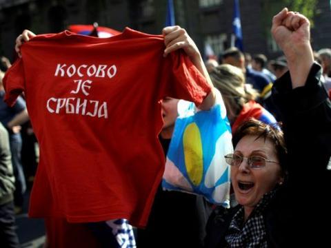 صربيا توافق على الاتفاق مع كوسوفو