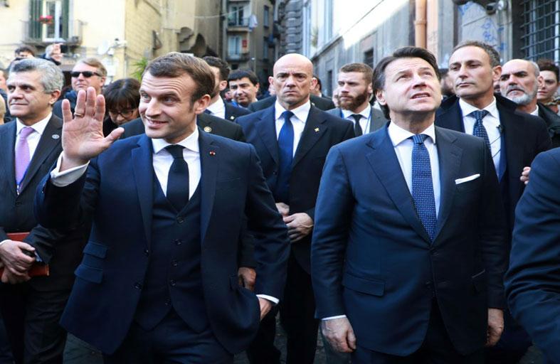 إيطاليا: المتحفظ الحصيف جوزيبي كونتي ينتقم...!