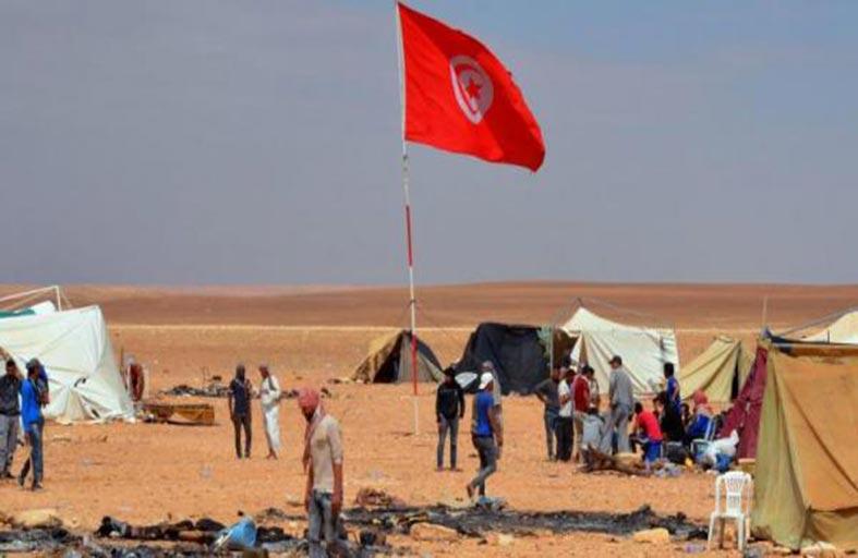 اتفاق على استئناف إنتاج الغاز بتطاوين في تونس