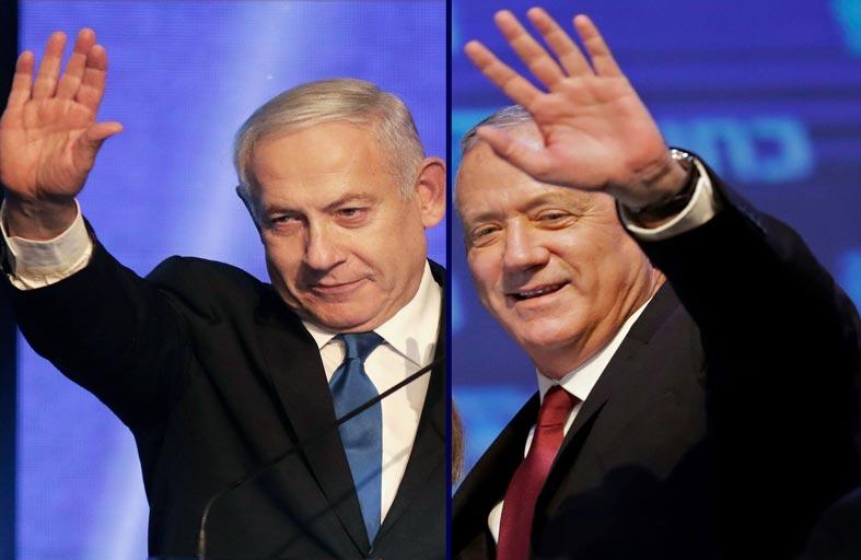 الائتلاف الحكومي في إسرائيل يمر عبر الأحزاب الصغيرة