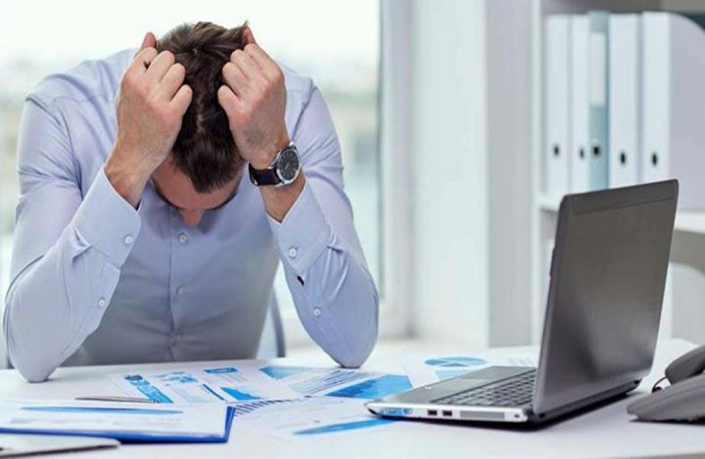 ضغوط العمل تزيد خطر السكري