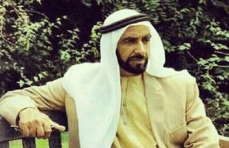 بيت القصيد الشيخ زايد بن سلطان آل نهيان طيّب الله ثراه