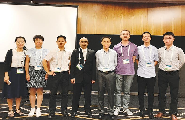 جامعة الإمارات تشارك في المؤتمر الرابع عشر للجمعية الآسيوية لعلوم الجيولوجيا والمحيطات بسنغافورة
