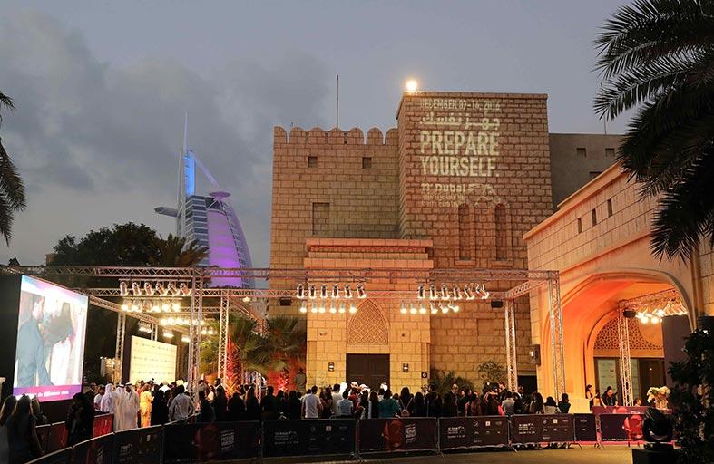 فتح باب التسجيل في مهرجان دبي السينمائي بدورته الـ 14