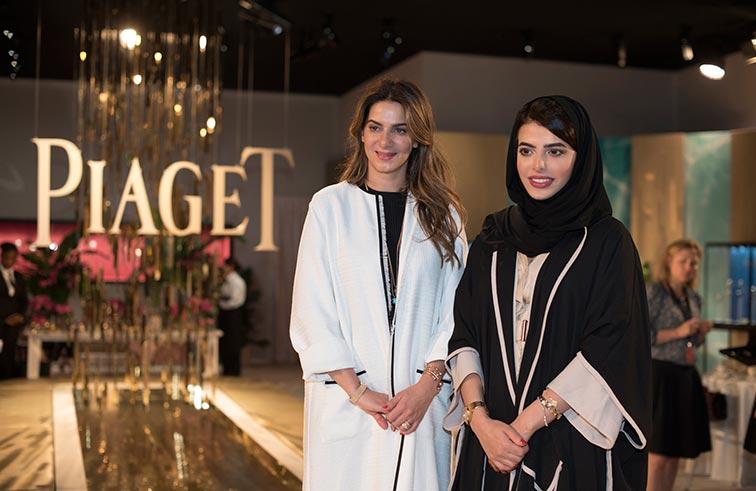 المكتب الثقافي لـ « منال بنت محمد بن راشد» يتعاون مع دار «بياجيه » لتنفيذ مشروع فني جديد