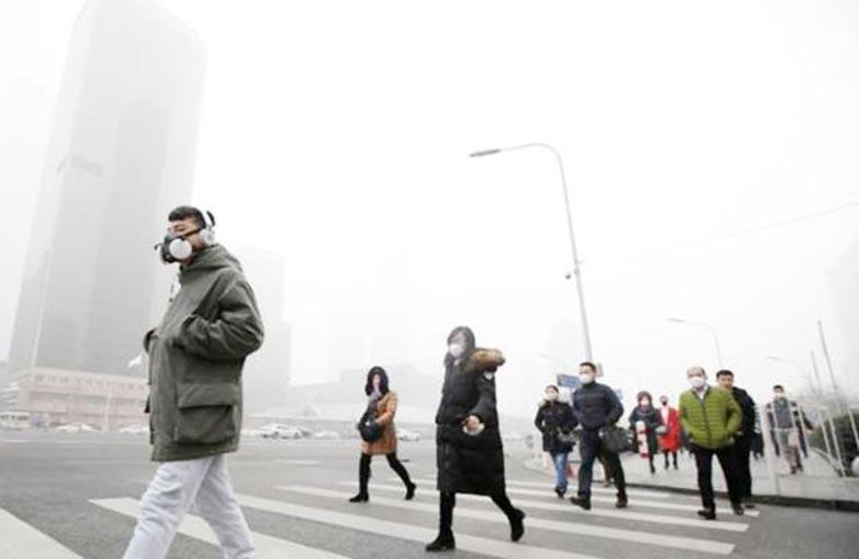 تلوث الهواء يرفع هرمونات التوتر