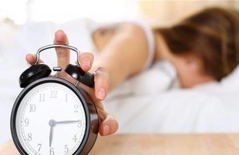 النوم الكثير لايحتاجه الجميع