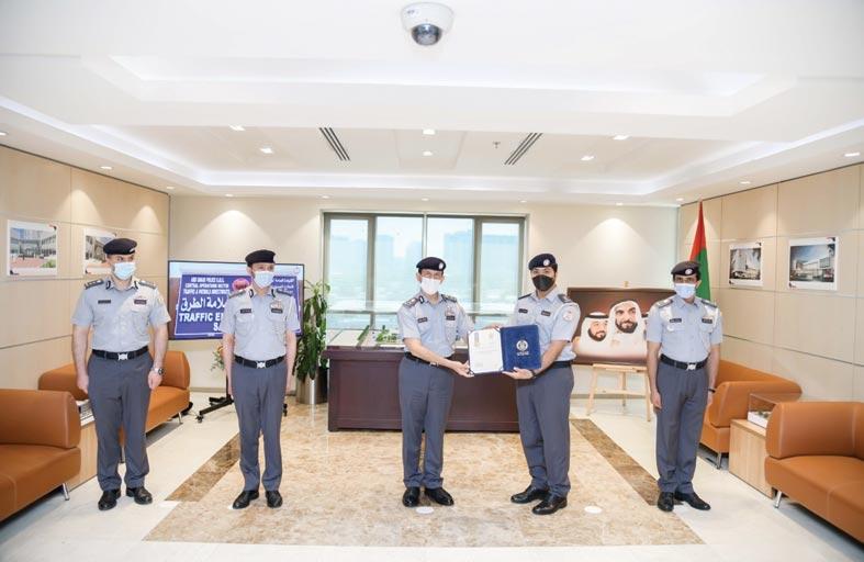 شرطة أبوظبي تحتفل بيوم المهندس العالمي