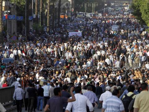 تنديد بمحاولة النيل من القضاء المصري
