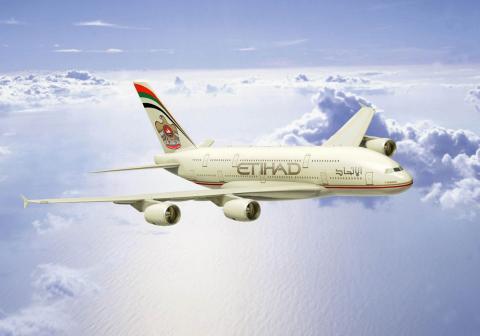 صنعاء الوجهة الأحدث للاتحاد للطيران