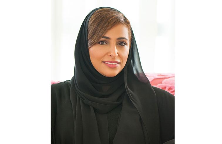 بدور القاسمي ترحب بدعوات الناشرين لها للترشح لرئاسة جمعية الناشرين الإماراتيين