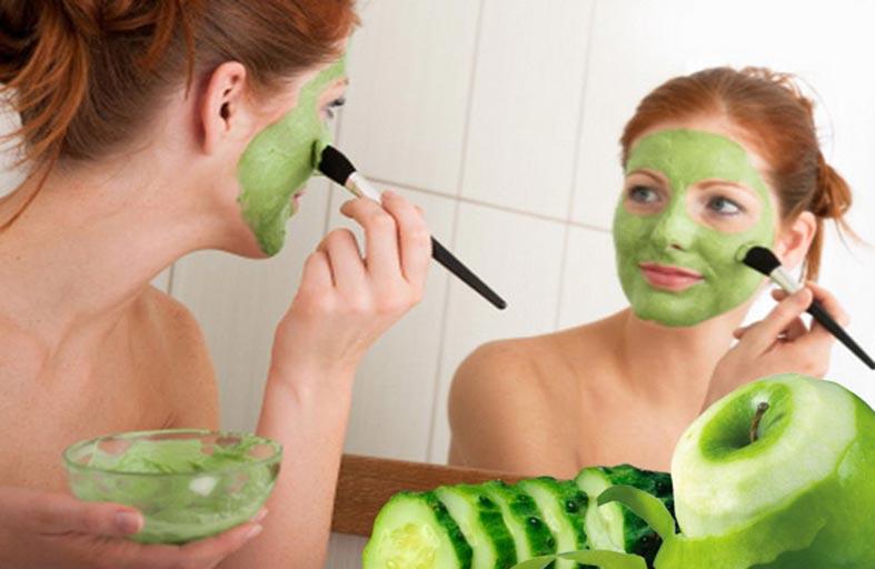 أقنعة تجميلية للحفاظ على بشرتك