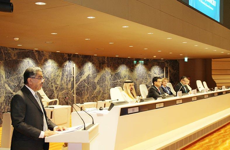 الإمارات تؤكد التزامها بتنفيذ وتحقيق أهداف التنمية المستدامة