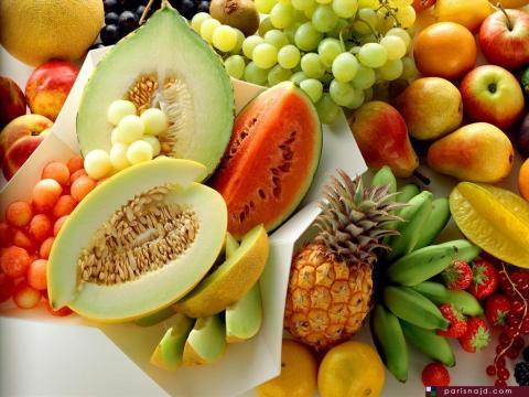 الفاكهة تقي من الربو