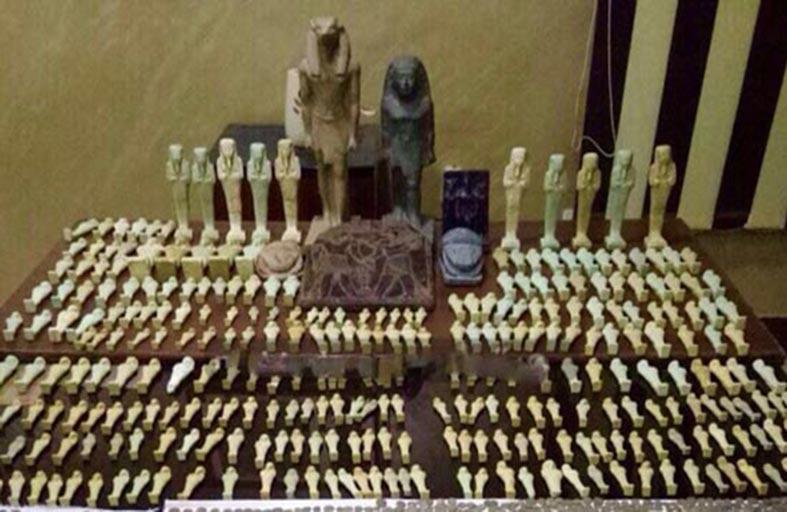 كيف اختفت 32 ألف قطعة أثرية من مصر؟