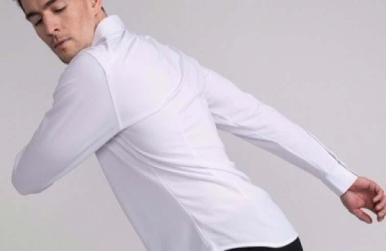 قميص من تصميم ناسا يمنحك الراحة
