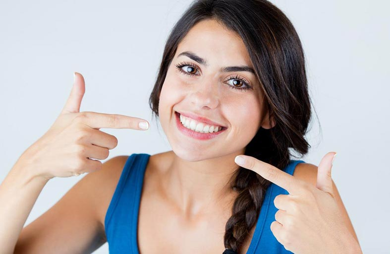 كيف يؤثر الحر على الأسنان؟