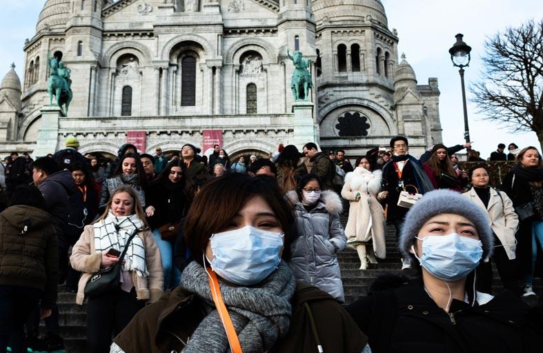 في زمن كورونا... جمعية «لي شاريتابل» تستمر بمرافقة الموتى في فرنسا