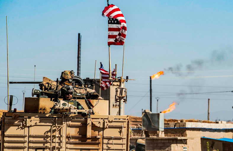 من أجل النفط... أم ضد تنظيم داعش...؟