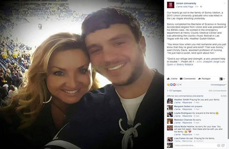 رجل يفدي زوجته بحياته
