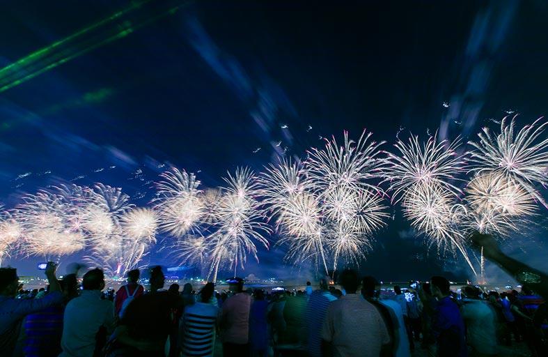 دائرة الثقافة والسياحة تختتم بنجاح احتفالاتها باليوم الوطني الـ 46 لدولة الإمارات