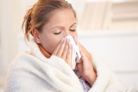 في بيتنا مريض بالإنفلونزا