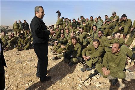 انتقاد لانعدام الثقة بين قادة جيش إسرائيل