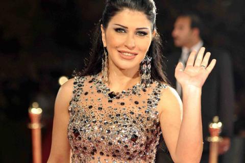 (الحفلة) لا علاقة له بالثورة المصرية .. جومانا مراد: المنتج يحدد توقيت عرض الفيلم