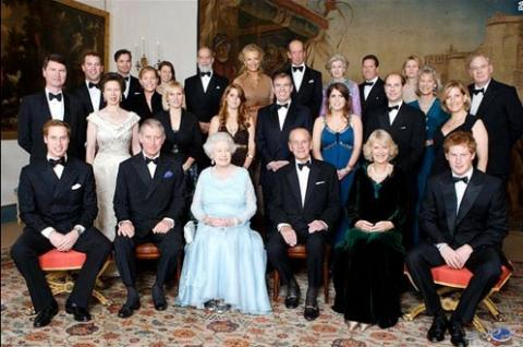 كي جي بي تجسست على العائلة الملكية البريطانية