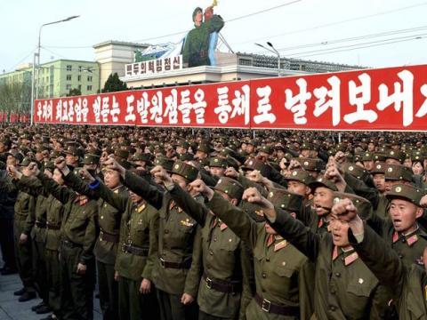 كوريا الشمالية تهدّد بهجوم انتقامي على الجنوب