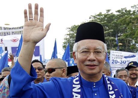 ماليزيا تتعهد بتأمين الانتخابات من المتسللين