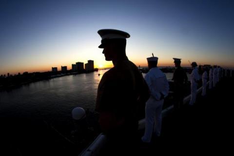 اختبارات لمنع سُكر قادة البحرية