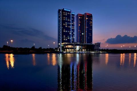 فندق  نوفوتيل و إيبيس أبو ظبي غيت يستعدان لاستقبال ضيوف آيدكس 2015
