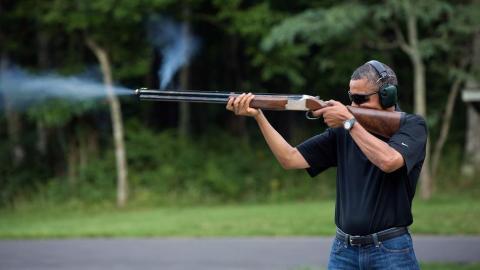 العنكبوت.. باراك أوباما