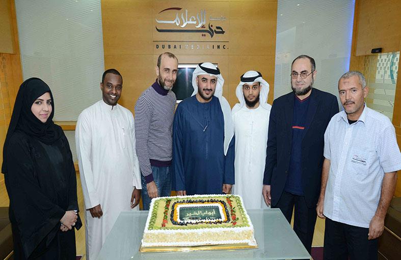أبواب الخير ينجز 400 حلقة بإذاعة نور دبي